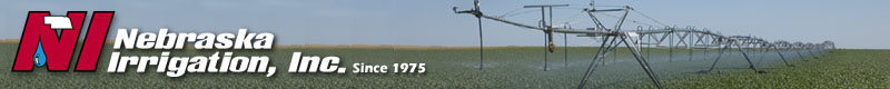 Nebraska Irrigation Inc. / Center Pivot Irrigation Supplies